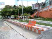 Praça do Camamu - Nazaré/Bahia/Nordeste/Brasil - Foto: Norberto Nicory