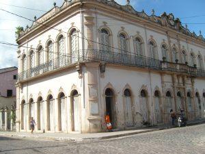 Fórum de Nazaré das Farinhas - Bahia. Foto: Norberto Nicory