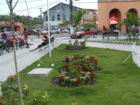 Praça dos Taxistas - Nazaré - Foto: Norberto Nicory